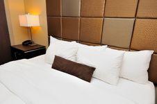 Free Closeup Of Pillows Stock Image - 19773531