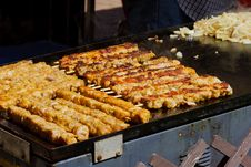 Free Kebabs Royalty Free Stock Images - 19774319