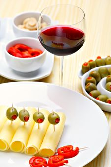 Free Appetizer Stock Image - 19775491