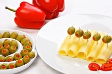 Free Appetizer Stock Images - 19775594