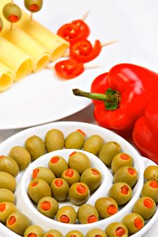 Free Appetizer Stock Photography - 19775732