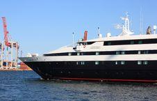 Free Luxury Cruise Ship Royalty Free Stock Photo - 19776745