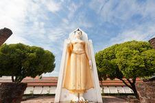 Wat Phra Sri Rattana Mahathat,Phitsanulok Thailand Stock Image