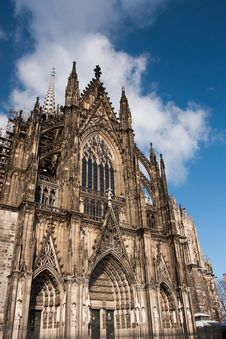 Free COLOGNE CATHEDRAL, GERMANY Royalty Free Stock Images - 19777459