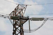 Free Power Distribution Stock Image - 19778091