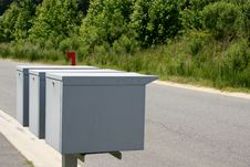 Free Industrial Mailbox Stock Image - 19778351