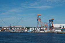 Free Harbor Of Kiel, Germany Royalty Free Stock Image - 19778386