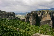 Free The Plain Of Thessaly Stock Images - 19778754