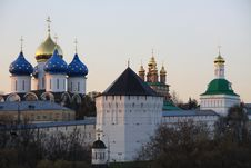 Free Trinity-Sergius Lavra, Sergiev Posad City Royalty Free Stock Photography - 19778877