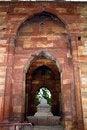 Free Entrance To Iltumishs Tomb At Qutub Minar, Delhi Royalty Free Stock Image - 19781886