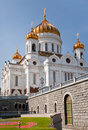Free The Cathedral Of Christ The Saviour, Moscow Royalty Free Stock Photography - 19784787