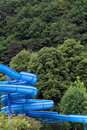 Free Water Slide In Forest Stock Image - 19785881