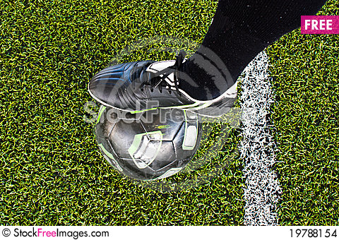 Free Prepare Soccer Players Stock Images - 19788154