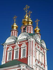 Free Monastery Russia Stock Photo - 19780720