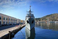 Free War Ship Royalty Free Stock Images - 19780779