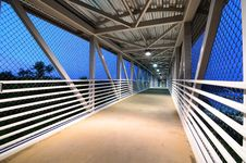 Free Footbridge Interior Stock Photo - 19780880