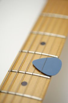 Free Guitar Pick Royalty Free Stock Photos - 19782228
