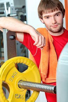 Free Workout Man Stock Image - 19783721