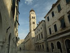 Free Old Dubrovnik Royalty Free Stock Image - 19784156