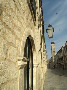 Free Old Dubrovnik Stock Images - 19784224