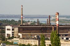 Free Heavy Industry In Russia Royalty Free Stock Image - 19784246