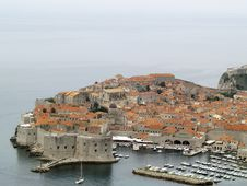 Free Dubrovnik Cityscape Stock Images - 19784284