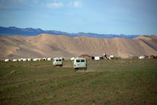 Free Landscape In Mongolia Royalty Free Stock Photography - 19784327