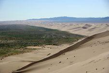 Free Gobi Desert In Mongolia Royalty Free Stock Photo - 19784345