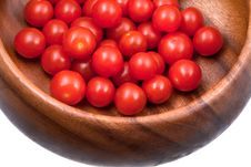 Free Many Cherry Tomatoes Royalty Free Stock Photography - 19784767