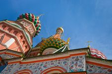 Free Saint Basil S Cathedral In Moscow Stock Photos - 19784783