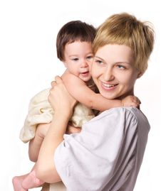 Free Mother With Son Stock Photo - 19784920