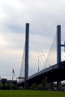 Free Tacoma Bridge Stock Photo - 19785360