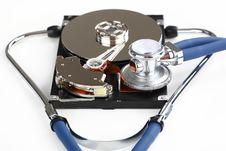 Free Computer Hard Disk Stock Photo - 19786330