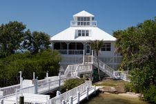 Cabbage Key Home A