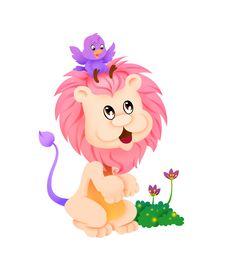 Leo Or Lion Twelve Zodiac Royalty Free Stock Photography