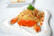 Free Crab Thaifood Royalty Free Stock Images - 19788779