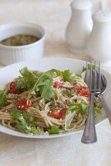 Free Spaghetti Royalty Free Stock Photo - 19789075