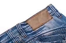 Free Jeans Stock Photography - 19789422