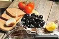 Free Black Olives Stock Photo - 19791320