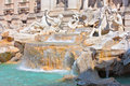 Free The Trevi Fountain Royalty Free Stock Photos - 19791518