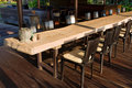 Free Wooden Table And Chair Royalty Free Stock Photo - 19794225