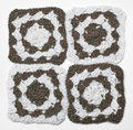 Free Knitted Monochrome Pattern Stock Image - 19799231