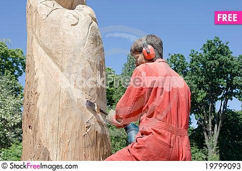 Free Sculptor Stock Photos - 19799093