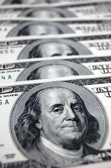 Free Money Stock Image - 19790201