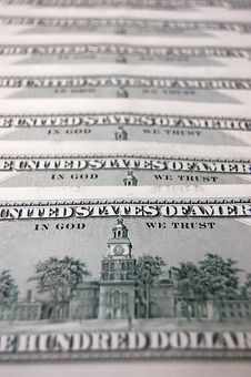 Free Money Royalty Free Stock Photo - 19790245