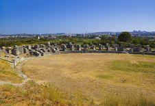 Free Ancient Amphitheater At Split, Croatia Stock Photos - 19790353