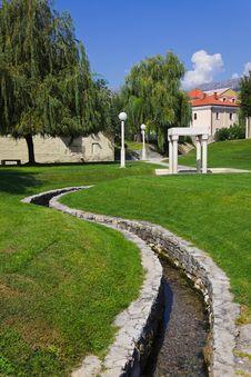 Free Park In Split, Croatia Royalty Free Stock Images - 19790369