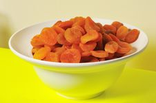 Free Dried Apricots Stock Image - 19791221