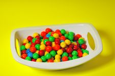 Free Kids Candy Gum Royalty Free Stock Images - 19791289