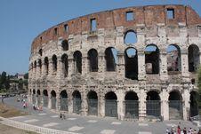 Free Roma Coliseum Stock Photo - 19791560